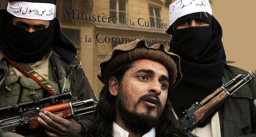 ministère culture taliban archéologie